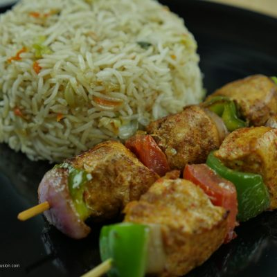 Chicken-Shashlik